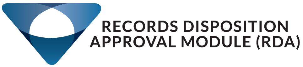 Records Disposition Approval Module