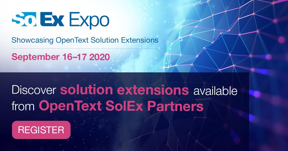 OpenText-SolEx-Expo